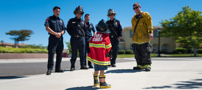 5 Promotional Products for Firemen and Fire Departments